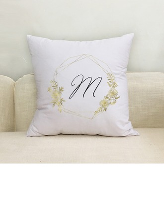 Groomsmen Gifts - Personalized Solid Color Polyester Pillowcase