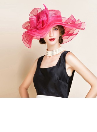 Ladies' Gorgeous/Classic/Elegant Cambric Floppy Hats