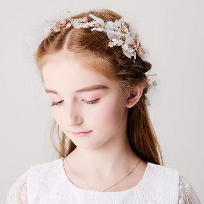 mit Blume Stirnbänder/Haarnadeln (3-er Set)