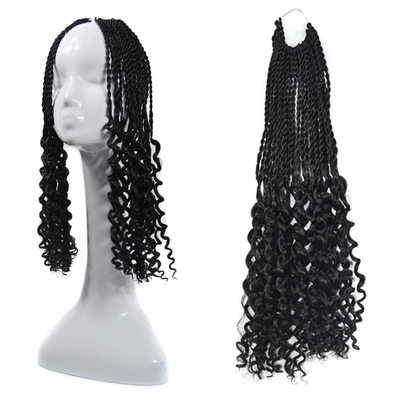Dread Locks / Faux Locs Capelli sintetici trecce 90 g