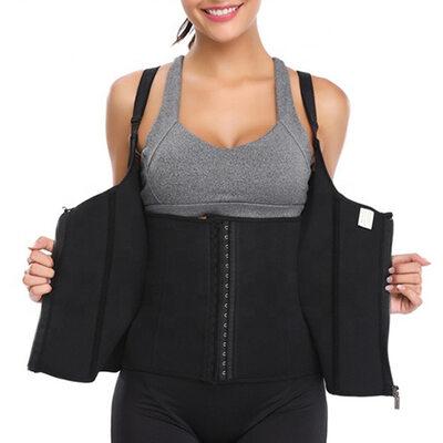Women Feminine/Sexy Polyester Bodysuit Shapewear