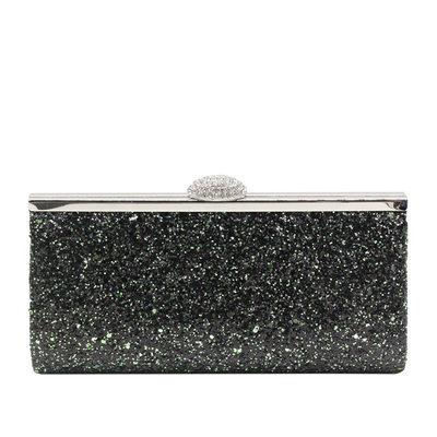 Elegant Sparkling Glitter Clutches