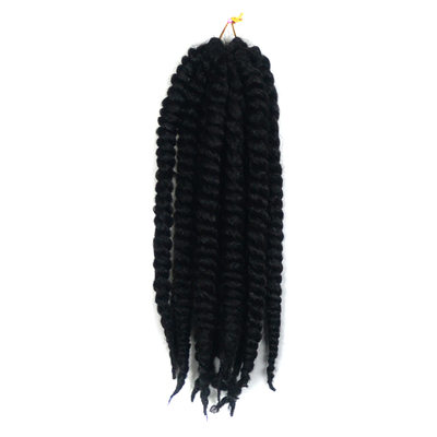 Twist Braids Synthetic Hair Braids 12strands per pack 90g