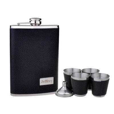Groomsmen Geschenken - Persoonlijke Wijnoogst Roestvrij Staal fles