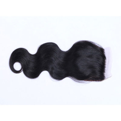 "4""*4"" 4A Non remy Body Human Hair Closure (Sold in a single piece) 50g"