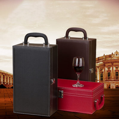 Groom Presenter - Klassisk Stil Elegant Pu Presentförpackning / väska