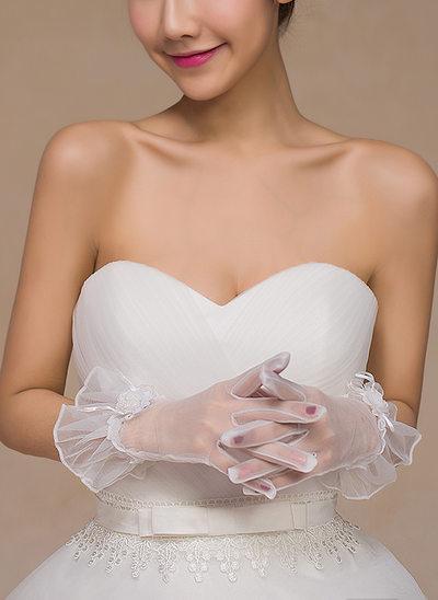 Lace Bridal Gloves