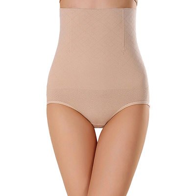Women Classic/Elegant Chinlon High Waist Panties Shapewear