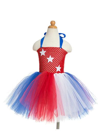 A-Line/Princess Short/Mini Flower Girl Dress - Tulle/Polyester Sleeveless Halter