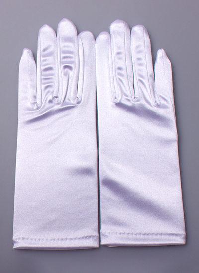 Nylon Wrist Längd Handskar Bridal