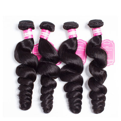 4A Non remy Loose Human Hair Human Hair Weave (Sold in a single piece) 50g