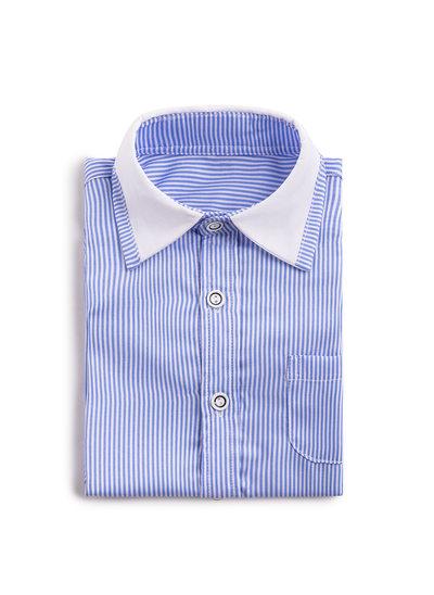 Jongens Stripe Pakken voor ringdragers met overhemd