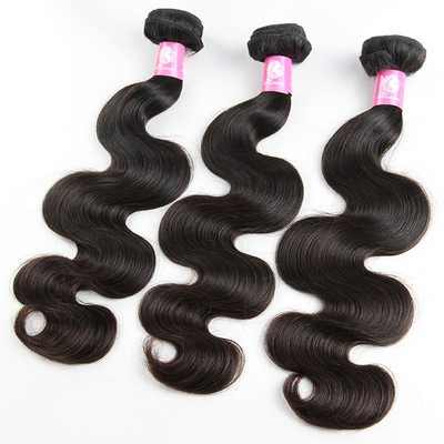 4A Non remy Body Human Hair Human Hair Weave (Sold in a single piece) 100g
