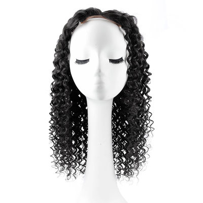 5A Virgin/remy Deep Human Hair Human Hair Weave (Sold in a single piece) 100g