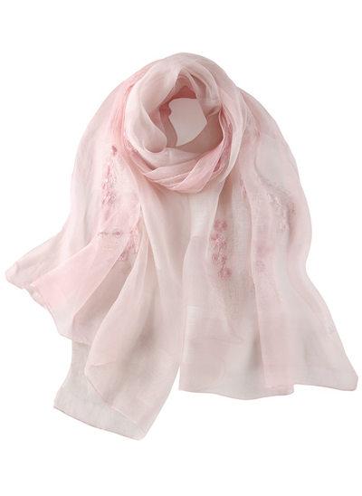 Charmeuse La laine Mode Châle