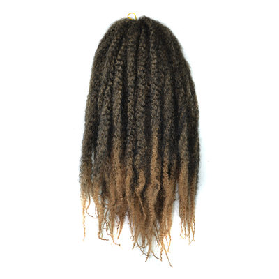 Afro Kinky Braids Synthetic Hair Braids 32strands per pack 100g