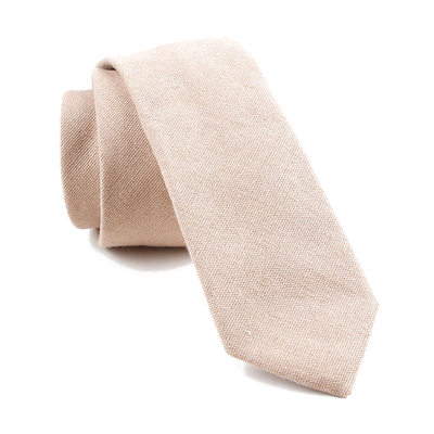 Klasický Bavlna Kravata