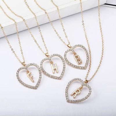 Невеста Подарки - Персонализированные Cплошной цвет Cплав Ожерелье