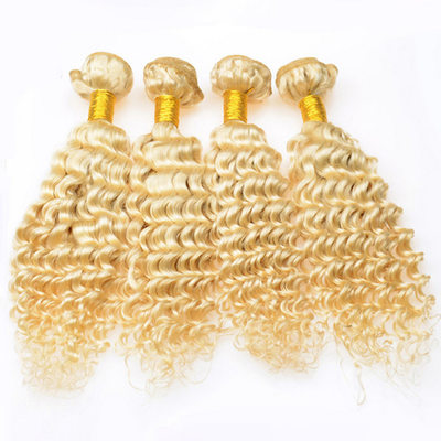 4A Nicht remy Tief Menschliches Haar Geflecht aus Menschenhaar (Einzelstück verkauft) 50g
