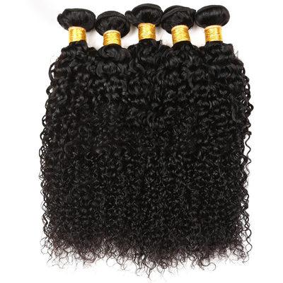 4A Ne remy Kinky Curly Lidský vlas Lidské vlasy tkát (Prodáno v jediném kusu) 100g