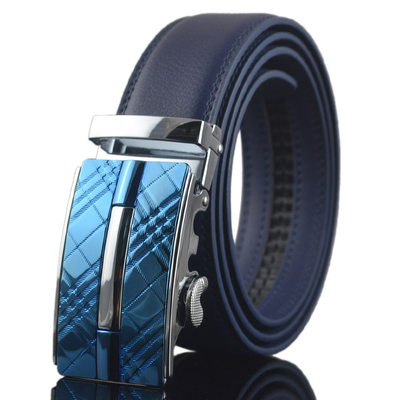 Klassiek koeienhuid Men's Belt