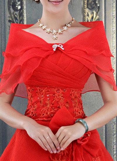Polyester Wedding Wrap