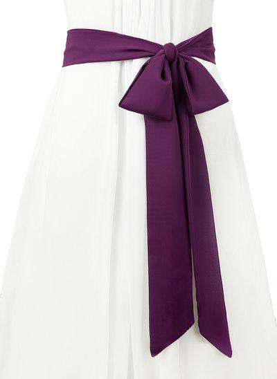 Elegante Tecido de seda Cintos