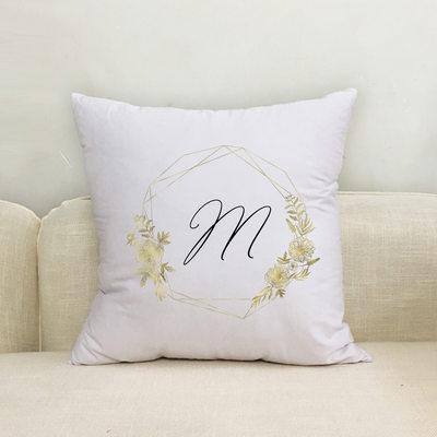 花婿の付添人のギフト - 個別の ソリッドカラー ポリエステル 枕カバー