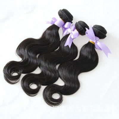 4A Nicht remy Körper Menschliches Haar Geflecht aus Menschenhaar (Einzelstück verkauft) 100g