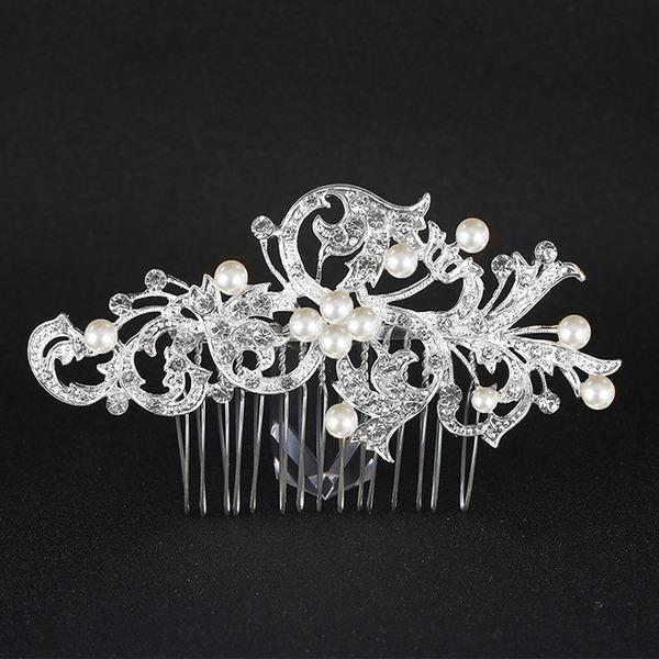 Abbigliamento donna Gorgeous lega Pettine & clip di capelli con Strass/Perla Veneziano (Venduto in un unico pezzo)