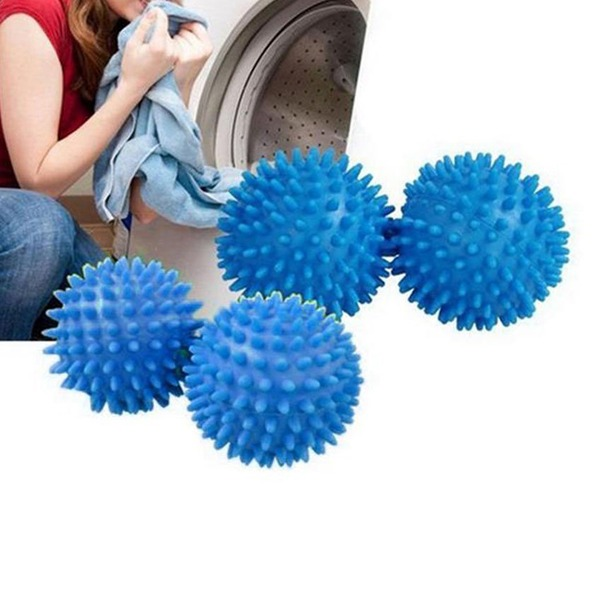 Washing Ball Dryer Balls Keeping Laundry Soft Fresh Washing Machine Drying Fabric Softener (Sold in a single piece)