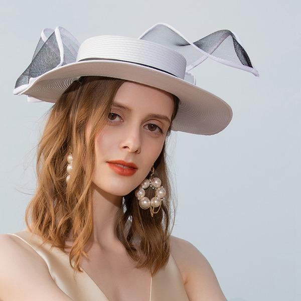 Bayanlar Güzel/Glamourous/Şık Polyester Fascinators