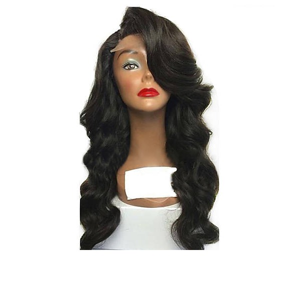 4A ei remy Body Wave Ihmiskarva Lace Front Peruukit