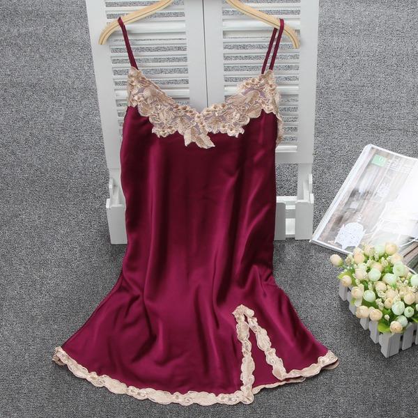 Chinlon/Nylon Feminin/Mode Nattkläder