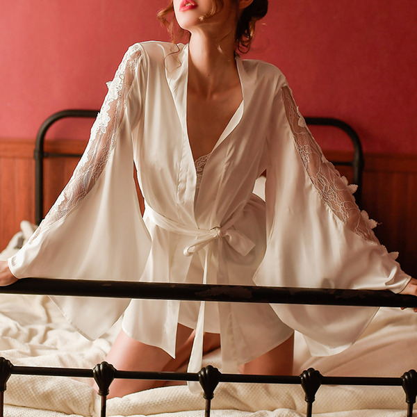 Polyester Klasik Gelin/Kadınsı Pijama mağazası