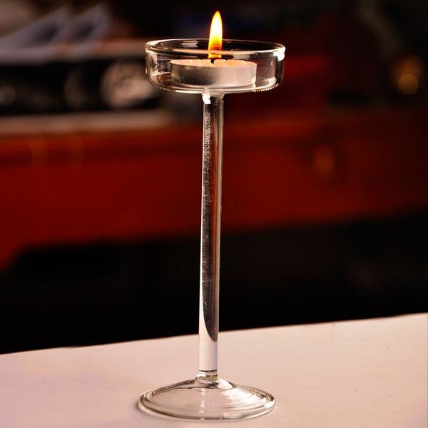 elegant glas Heminredning