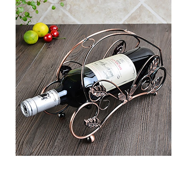 Non-Personalized Alloy Bottle Holder / Wine Rack