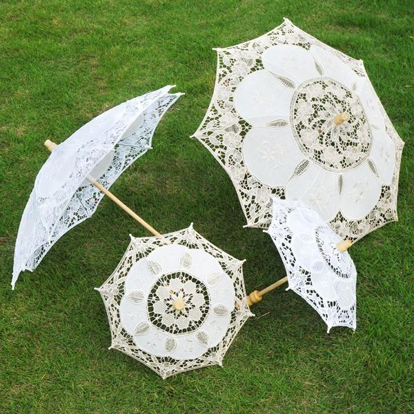 Krajka Svatební Deštníky