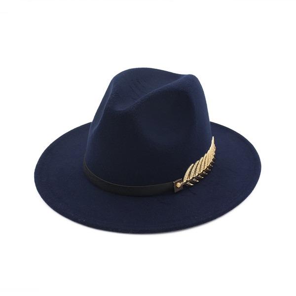 Üniseks Moda keçe Fötr şapka