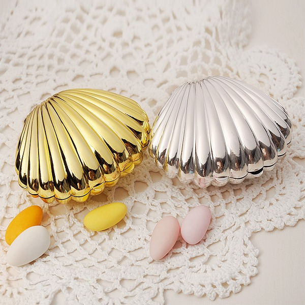 Shellin Suunnitella Kuori Muovi Makeispurkit ja pullot (Sarja 10)