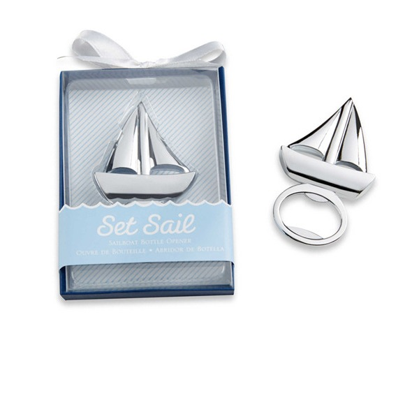 Nautical Sailboat Bottle Opener