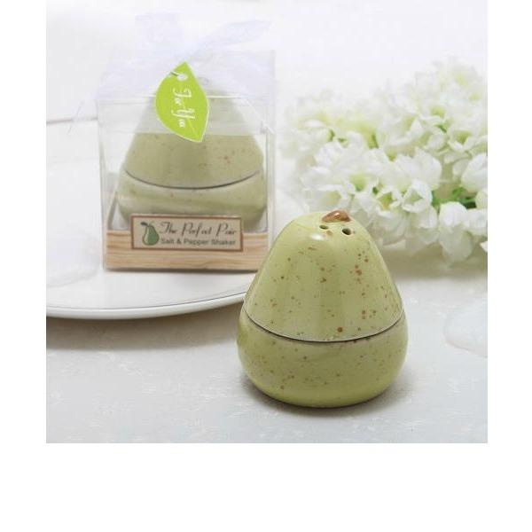 Classic/Dejligt Keramik Salt & Peber Shakers (Sælges i et enkelt stykke)