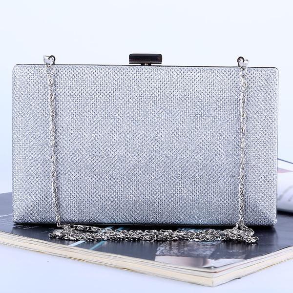 Zarif Polyester pençe/Omuz çantası