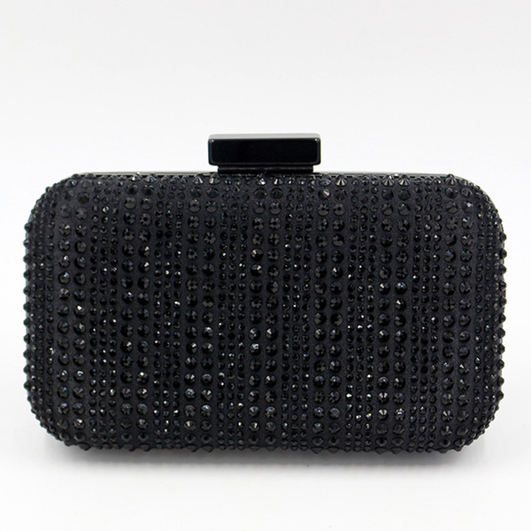 Elegant/Gorgeous/Shining Crystal/ Rhinestone Clutches/Satchel/Evening Bags