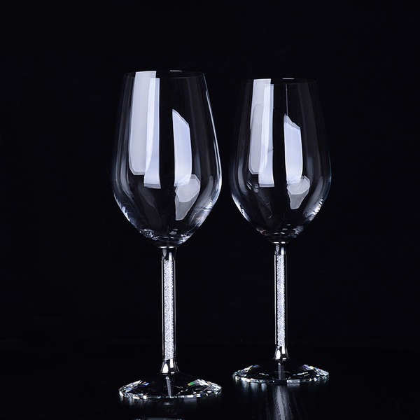 Personalized Elegant Toasting Flutes (Set Of 2)