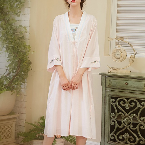 Cotton Bridal/Feminine Sleepwear Sets