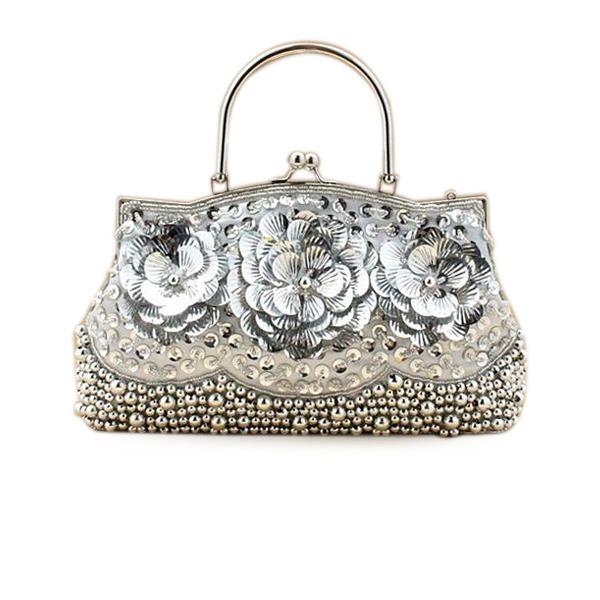 Gorgeous Sequin Wristlets/Handbags/Top Handle
