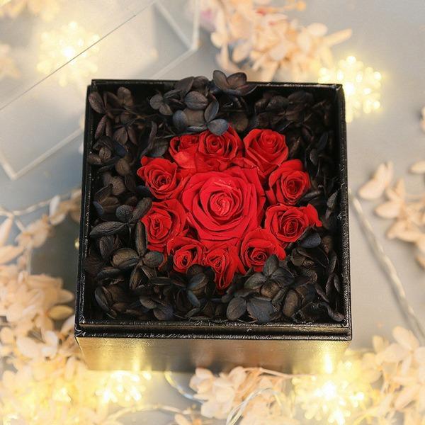 Vackra Och Söt Siden blomma Konstgjorda Blommor