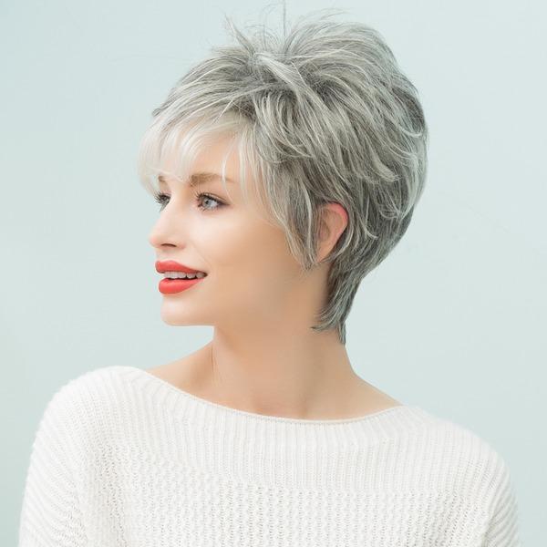 Rett Human Hair Blend Human Hair Parykker 80g