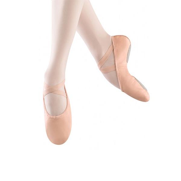Donna Vera pelle Ballerine Balletto Scarpe da ballo